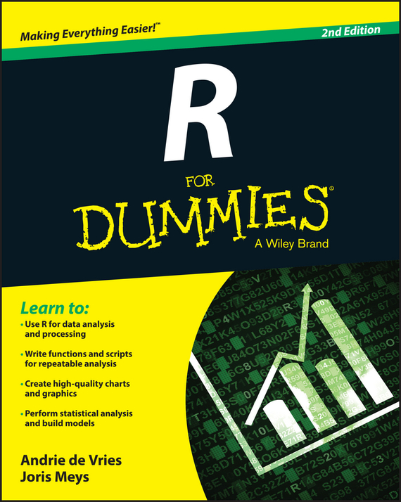 Joris Meys R For Dummies ISBN: 9781119055853 john levine r unix for dummies