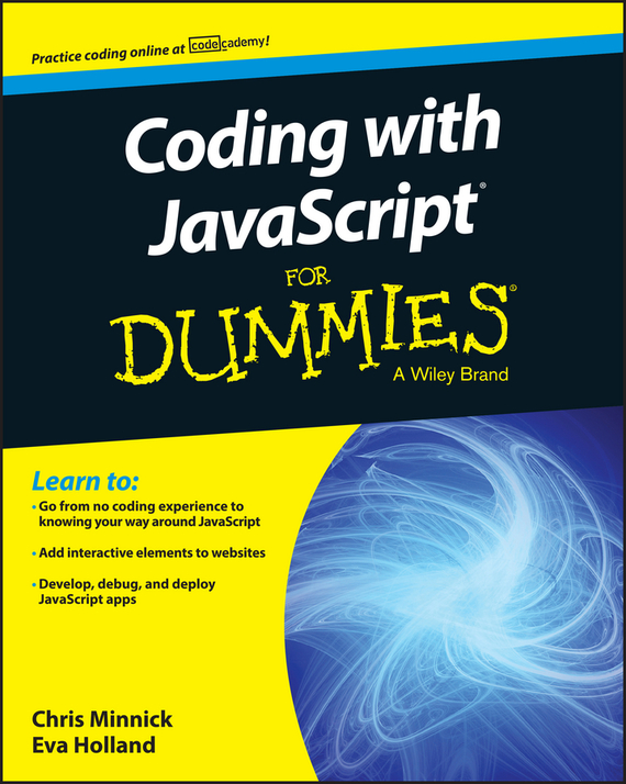 Chris Minnick Coding with JavaScript For Dummies