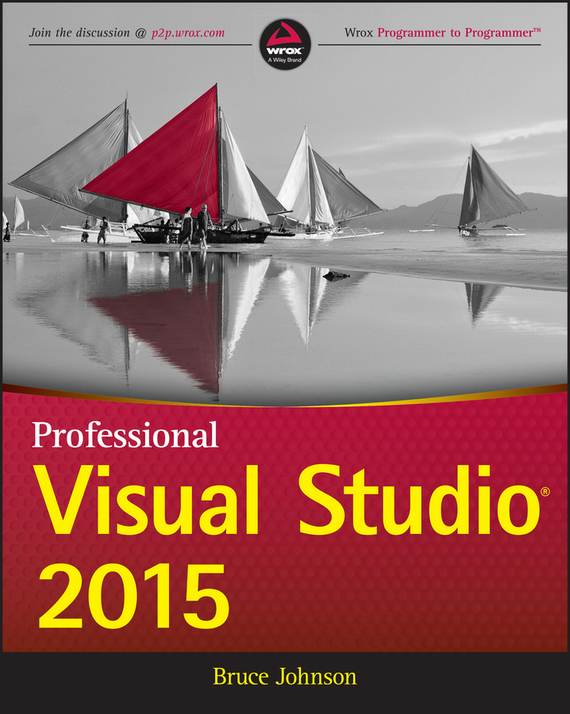 Bruce  Johnson Professional Visual Studio 2015 bruce johnson professional visual studio 2017
