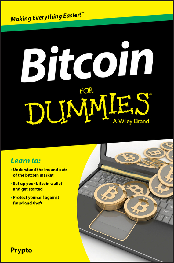 Prypto Bitcoin For Dummies sherwood neiss getting started with crowdfund investing in a day for dummies