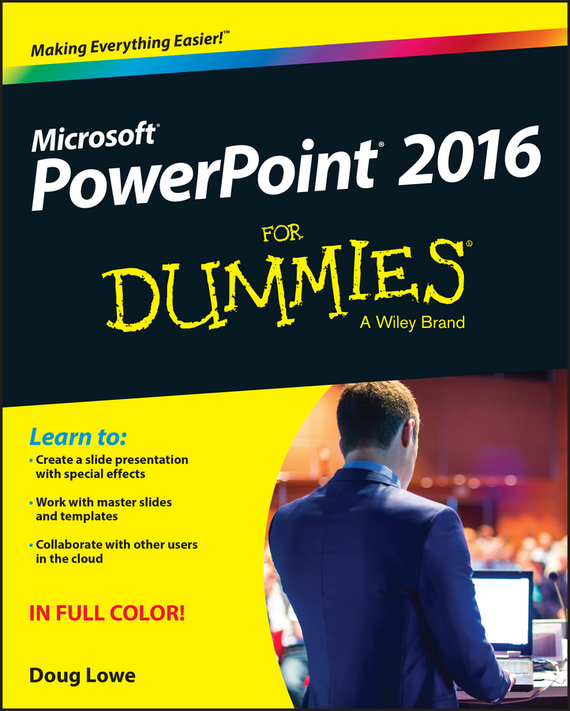 Doug Lowe PowerPoint 2016 For Dummies