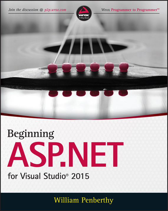 William  Penberthy Beginning ASP.NET for Visual Studio 2015 барный стул woodville roxy бежевый