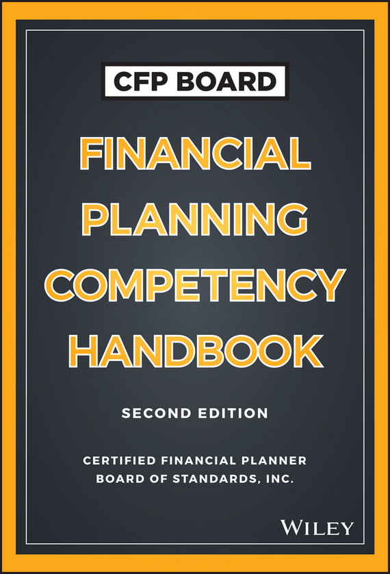 CFP Board CFP Board Financial Planning Competency Handbook cfp board financial planning competency handbook