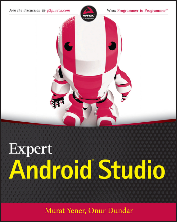 Murat  Yener Expert Android Studio the salmon who dared to leap higher