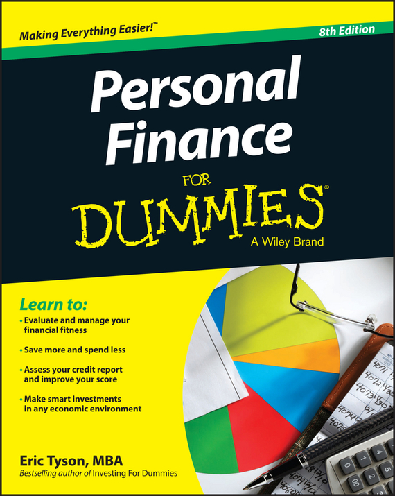 Eric  Tyson Personal Finance For Dummies free shipping 5pcs 216 0683010 216 0683013 216 0683008 in stock
