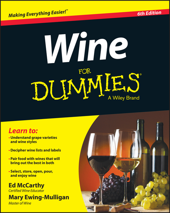Mary Ewing-Mulligan Wine For Dummies