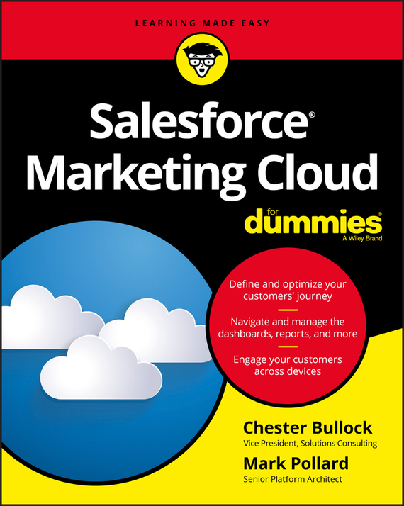 Mark Pollard Salesforce Marketing Cloud For Dummies ISBN: 9781119122111 steve cone steal these ideas marketing secrets that will make you a star