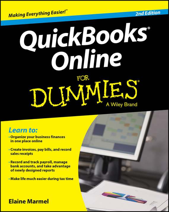Elaine  Marmel QuickBooks Online For Dummies ayse evrensel international finance for dummies