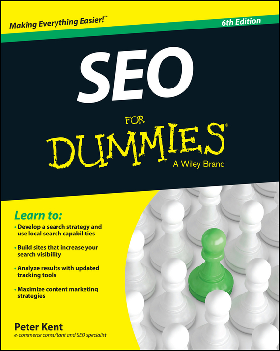 Peter Kent SEO For Dummies bruce clay search engine optimization all in one for dummies