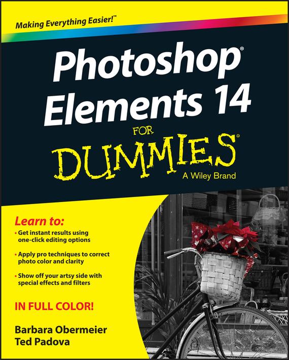 Barbara Obermeier Photoshop Elements 14 For Dummies irama padova