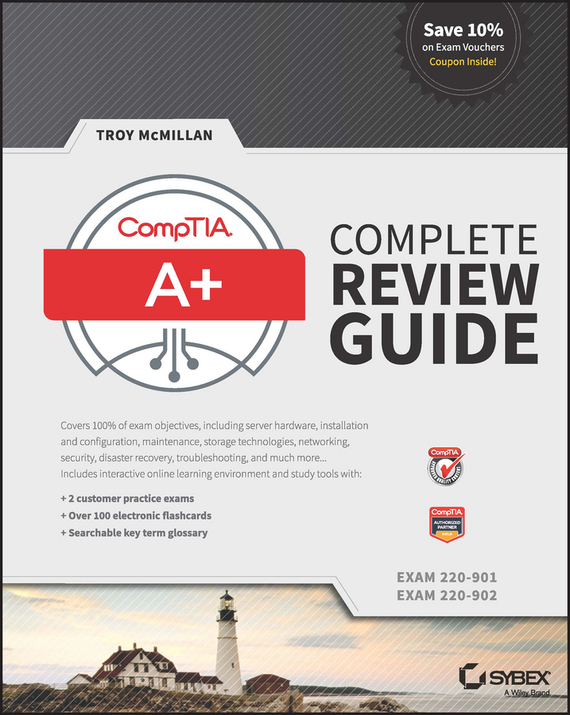 Troy McMillan CompTIA A+ Complete Review Guide. Exams 220-901 and 220-902 carprie new replacement atx motherboard switch on off reset power cable for pc computer 17aug23 dropshipping