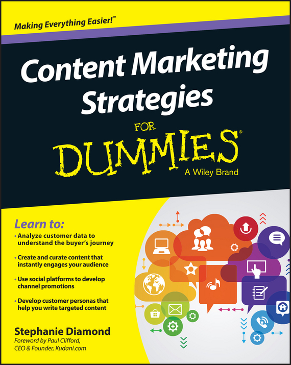 Stephanie  Diamond Content Marketing Strategies For Dummies marketing strategies and performance of agricultural marketing firms