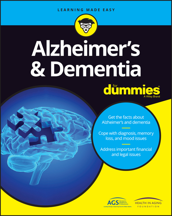Consumer Dummies Alzheimer's and Dementia For Dummies