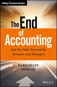 Baruch  Lev - The End of Accounting and the Path Forward for Investors and Managers