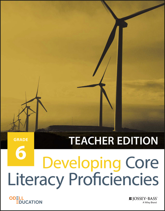Odell Education Developing Core Literacy Proficiencies, Grade 6 environmental literacy of undergraduate college students