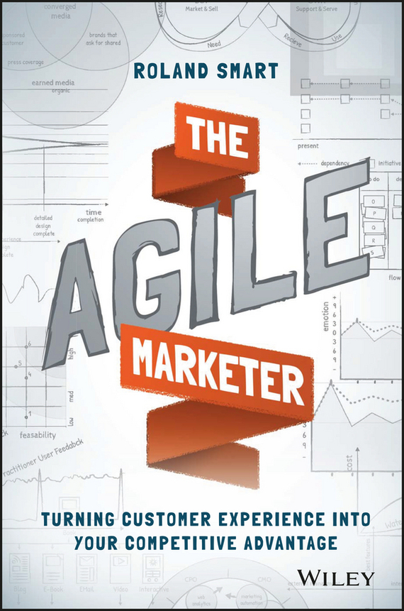 Roland Smart The Agile Marketer. Turning Customer Experience Into Your Competitive Advantage customer oriented marketing strategy theory and practice