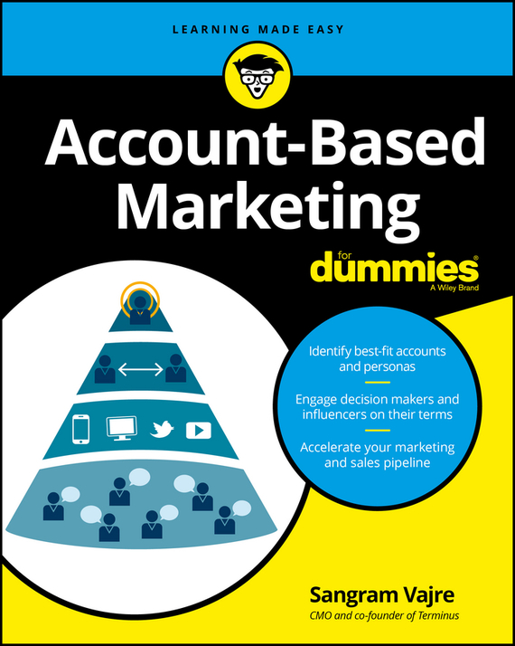 Sangram  Vajre Account-Based Marketing For Dummies technology based employee training and organizational performance