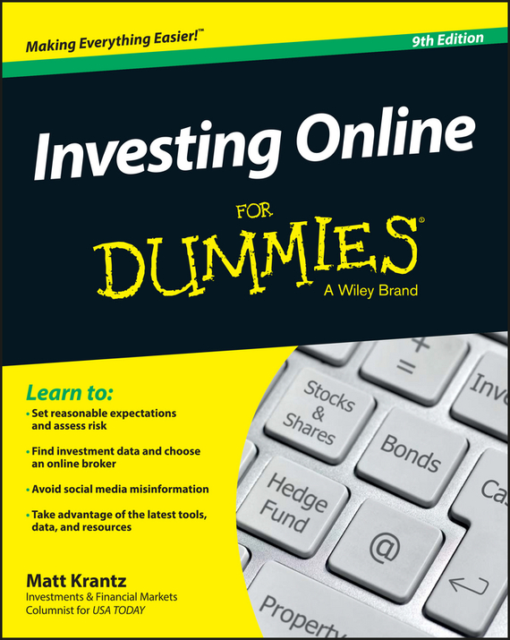 Matt  Krantz Investing Online For Dummies analyze