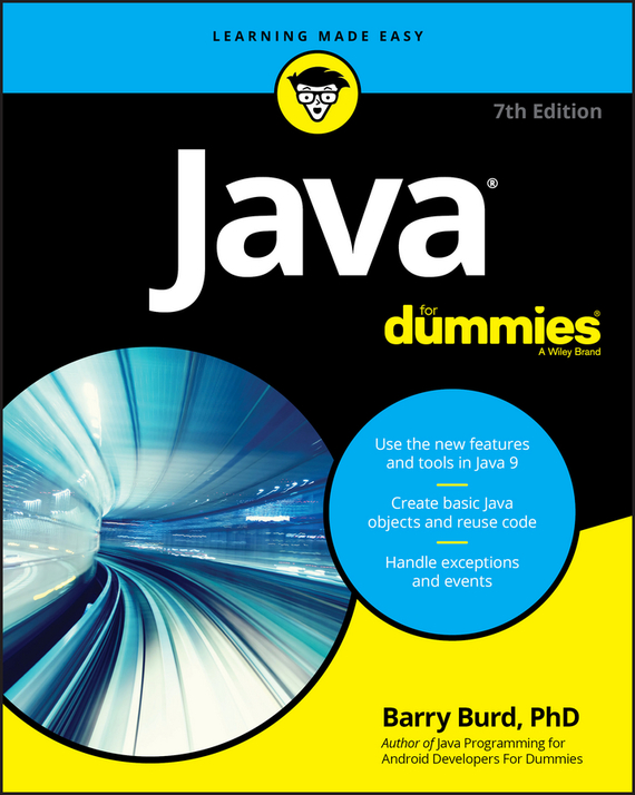 Barry Burd A. Java For Dummies doug lowe java for dummies quick reference