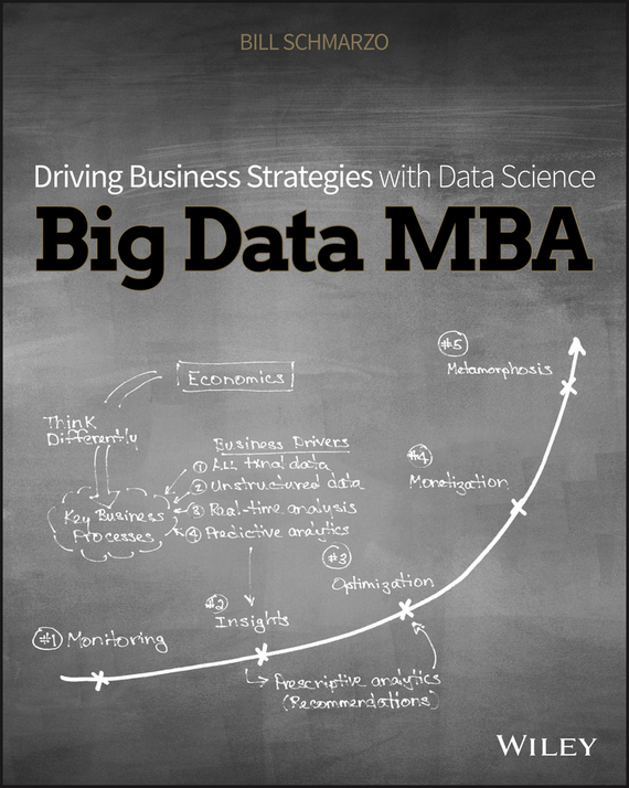 Bill  Schmarzo Big Data MBA. Driving Business Strategies with Data Science tony boobier analytics for insurance the real business of big data