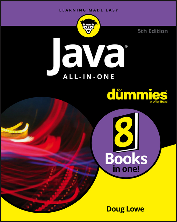 Doug  Lowe Java All-in-One For Dummies ноутбук lenovo ideapad 320 17ast 17 3 1600x900 amd e e2 9000 500 gb 4gb amd radeon r2 серый windows 10 home 80xw0000rk