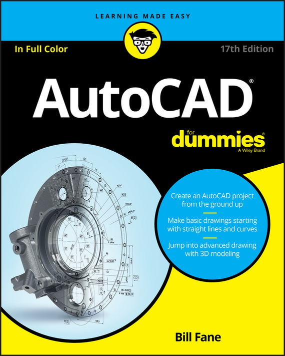 Bill Fane AutoCAD For Dummies autocad 2014 for dummies