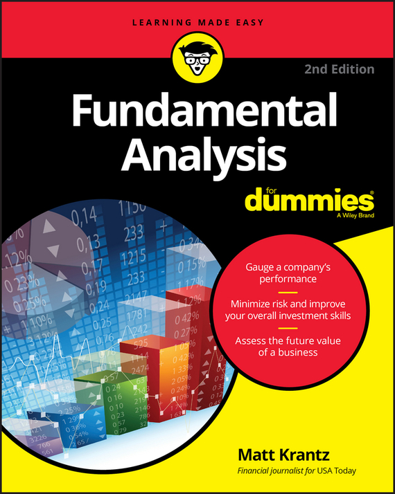 Matt  Krantz Fundamental Analysis For Dummies analysis for financial management