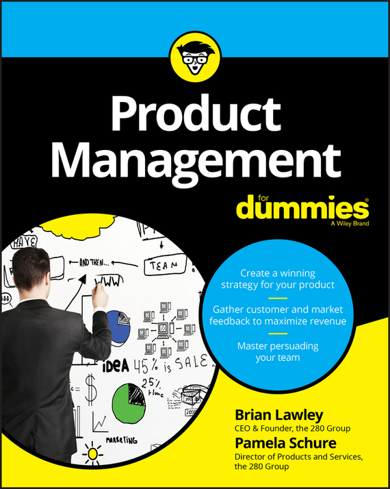 Brian Lawley Product Management For Dummies analyze