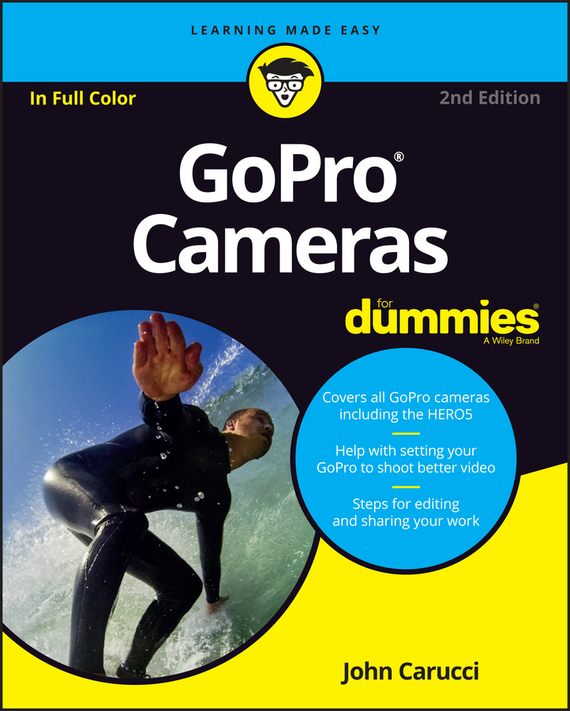 John  Carucci GoPro Cameras For Dummies john carucci gopro cameras for dummies