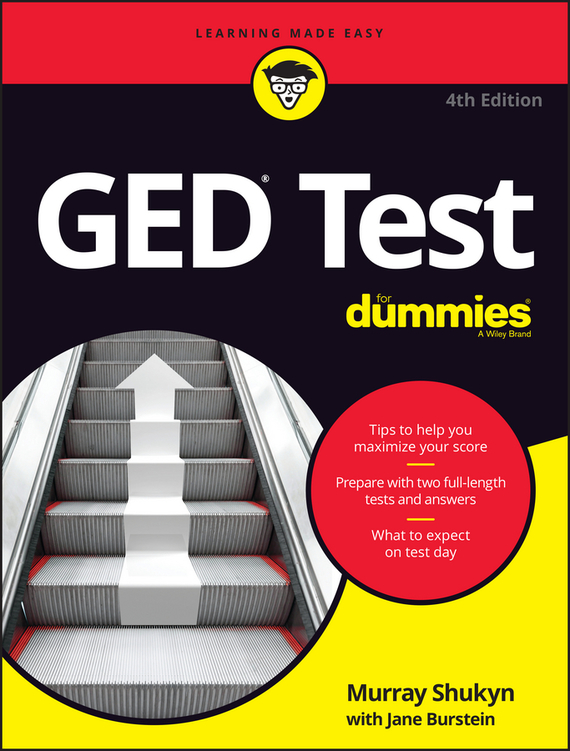 Murray  Shukyn GED Test For Dummies mark durieux social entrepreneurship for dummies