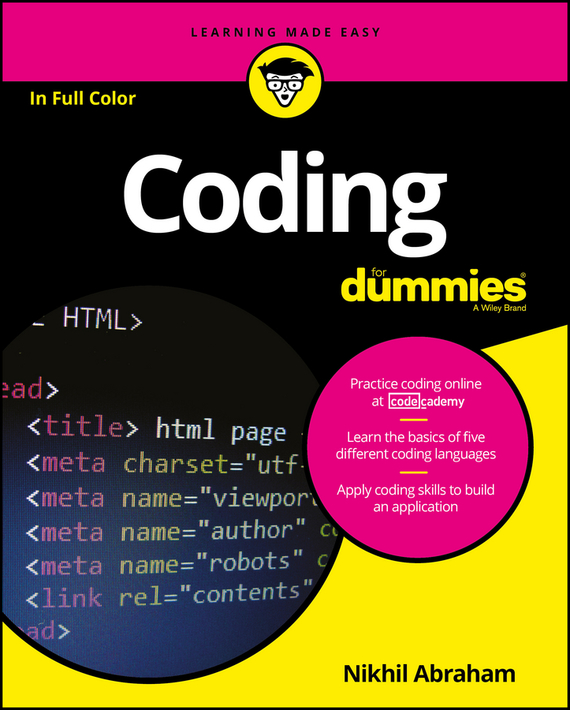 Nikhil Abraham Coding For Dummies elaine biech training and development for dummies