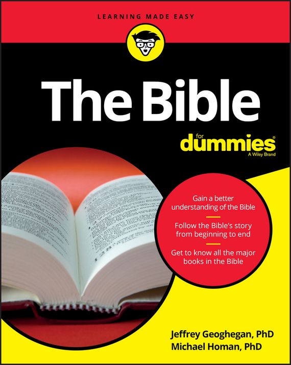 Jeffrey Geoghegan The Bible For Dummies диск пильный bosch 300х30мм 96зубьев expert for multi material 2 608 642 495