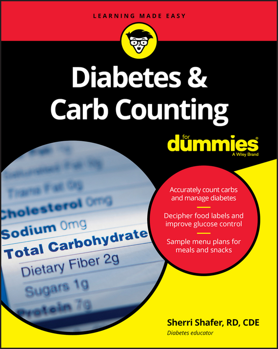 Sherri Shafer Diabetes and Carb Counting For Dummies ISBN: 9781119315704 alan l rubin diabetes for dummies