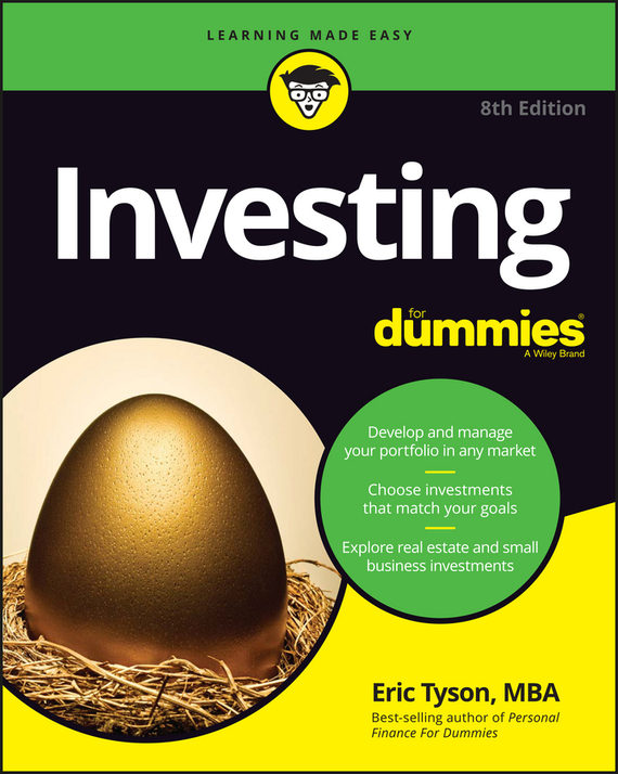 Eric  Tyson Investing For Dummies ayse evrensel international finance for dummies