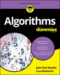 Luca  Massaron - Algorithms For Dummies