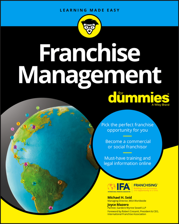 Joyce Mazero Franchise Management For Dummies laurence harmon landlord s legal kit for dummies