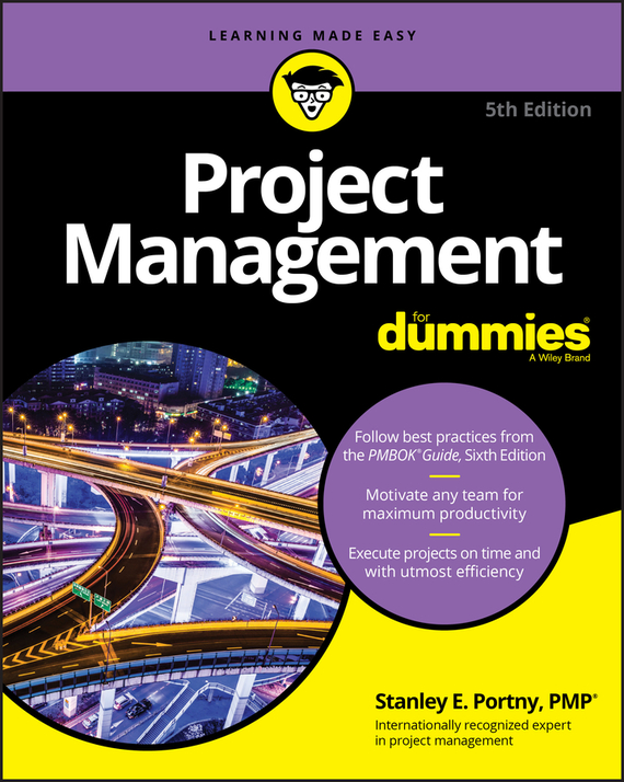 Stanley Portny E. Project Management For Dummies виниловая пластинка alan parsons project the eye in the sky