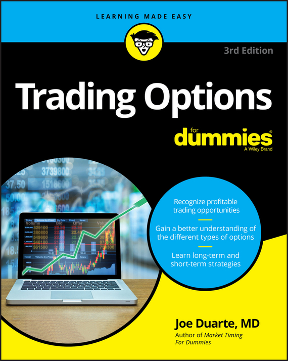 Joe  Duarte Trading Options For Dummies tony levene investing for dummies uk