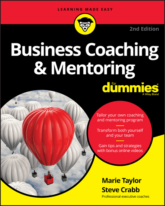 Marie Taylor Business Coaching & Mentoring For Dummies