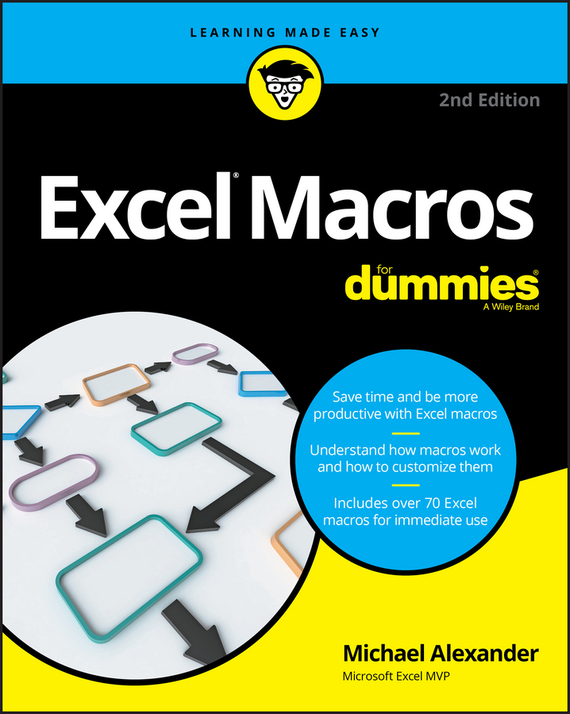 Michael  Alexander Excel Macros For Dummies