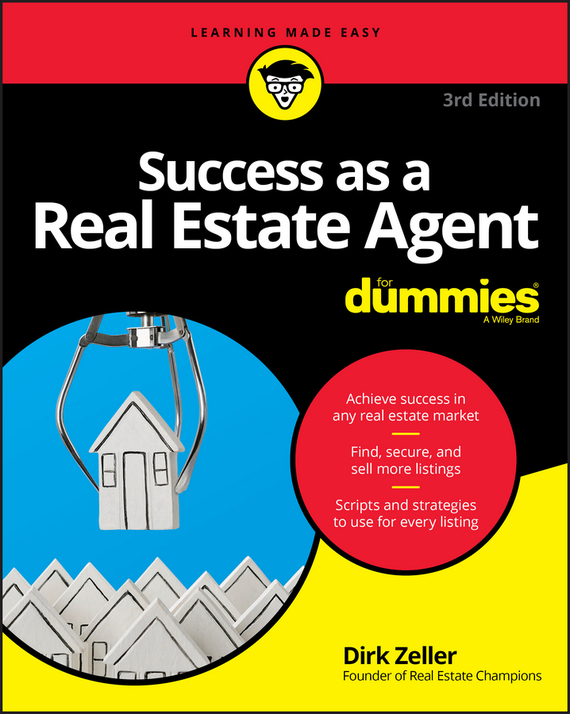 Dirk Zeller Success as a Real Estate Agent For Dummies ювелирные серьги sokolov серьги