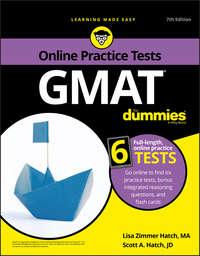 Scott Hatch A. - GMAT For Dummies