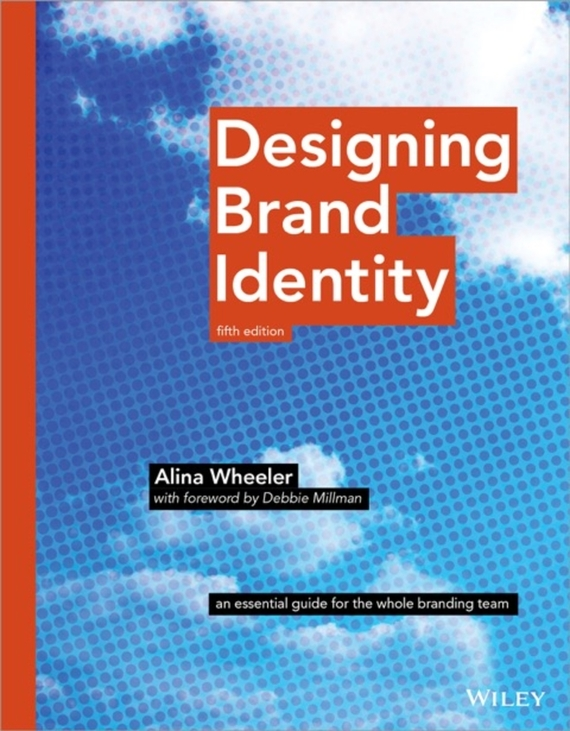Alina Wheeler Designing Brand Identity. An Essential Guide for the Whole Branding Team brand design men vintage messenger bag 100