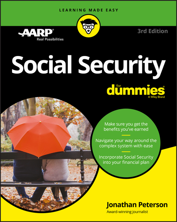 Jonathan  Peterson Social Security For Dummies the power of benefits selling