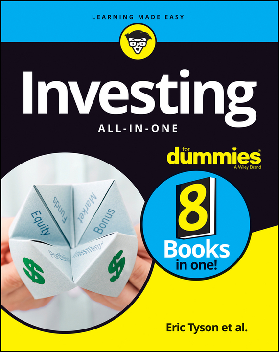 Eric  Tyson Investing All-in-One For Dummies sherwood neiss getting started with crowdfund investing in a day for dummies