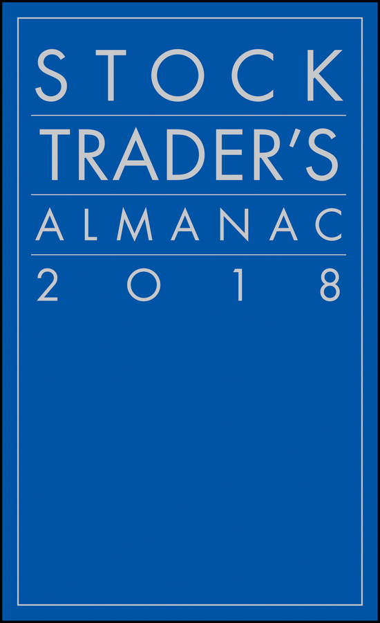 Jeffrey Hirsch A. Stock Trader's Almanac 2018 new in stock lda10 24s12