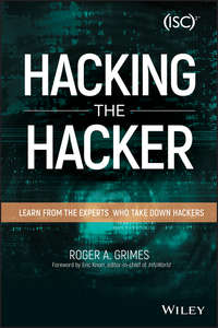 Roger Grimes A. - Hacking the Hacker. Learn From the Experts Who Take Down Hackers
