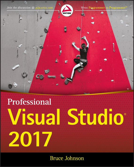 Bruce  Johnson Professional Visual Studio 2017 bruce johnson professional visual studio 2017