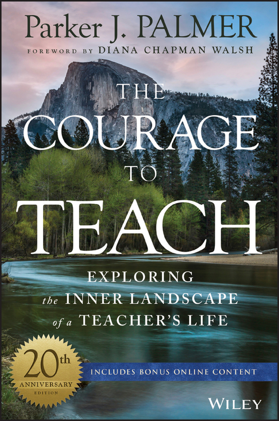 Parker Palmer J. The Courage to Teach. Exploring the Inner Landscape of a Teacher's Life free shipping the laptop motherboard for asus k75d k75de qml70 la 8371p test good