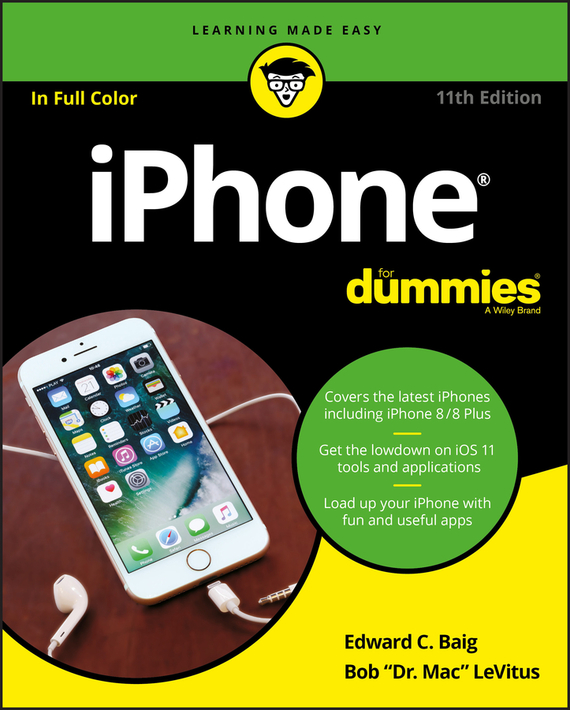 Bob LeVitus iPhone For Dummies